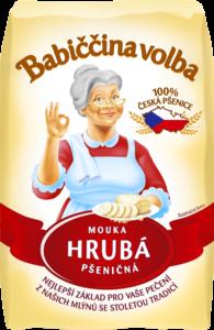 Mouka hrubá pšeničná - Babiččina volba