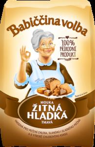 Mouka žitná chlebová