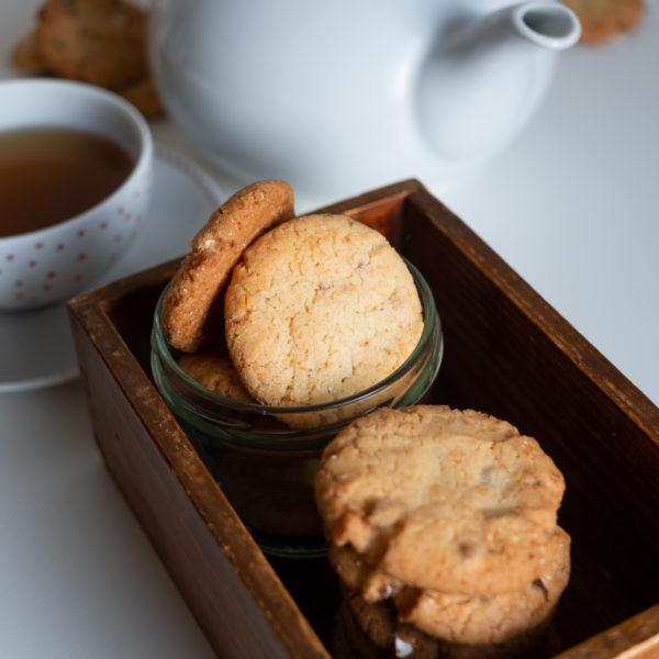 Cookies skokosem