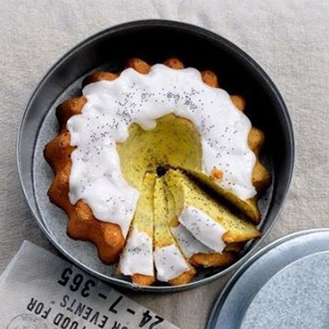 Citronová bábovka smákem