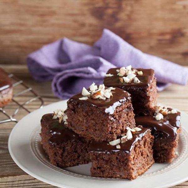 Domácí perník sčokoládou