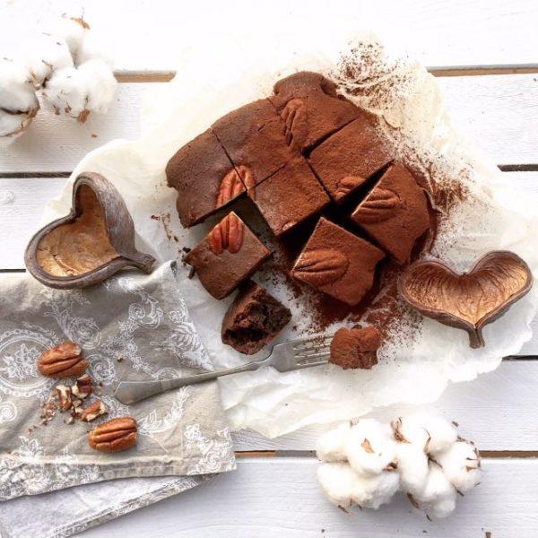 Brownies zcelozrnné špaldové mouky