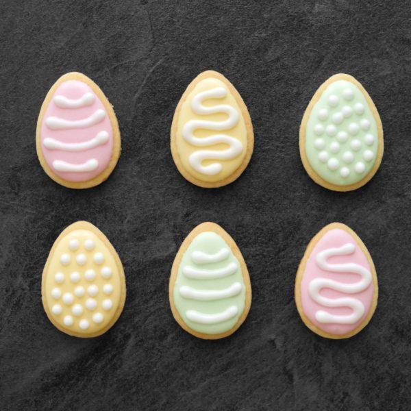 Velikonoční sušenky spolevou