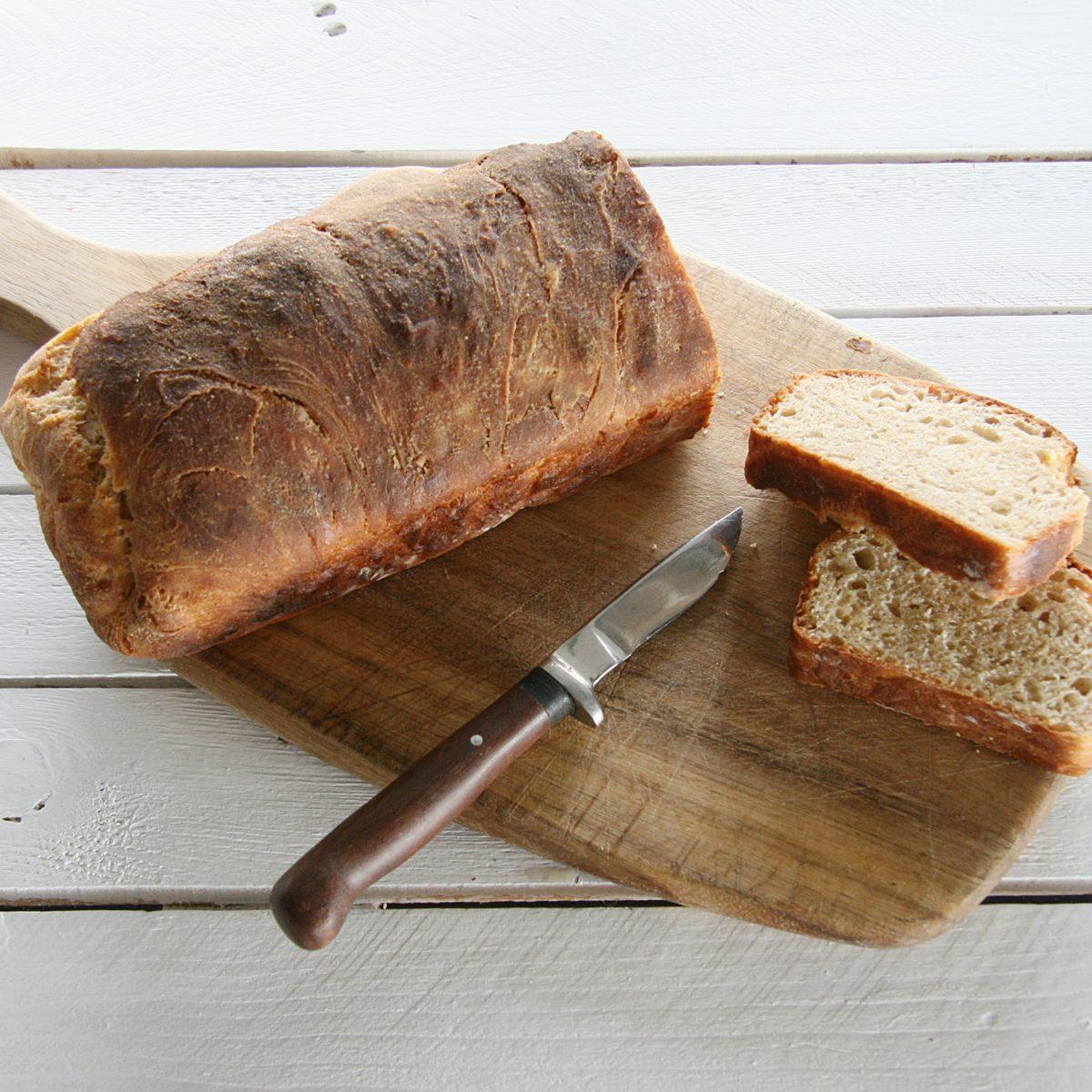 Celozrnný toustový chleba zpšenice