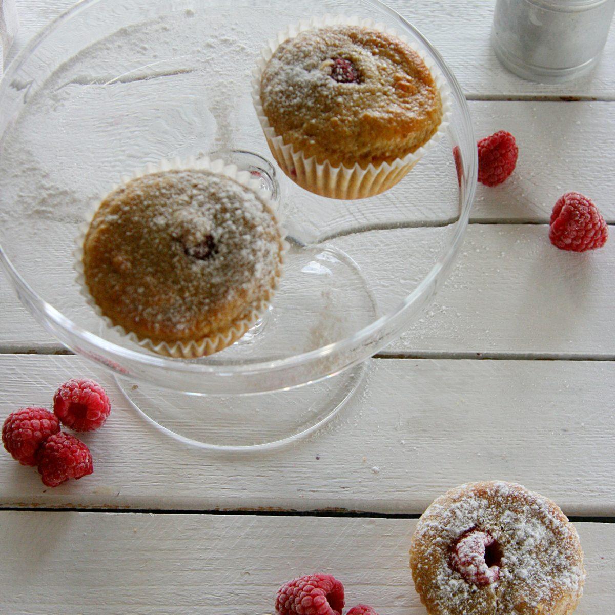 Žitné muffiny spodmáslím
