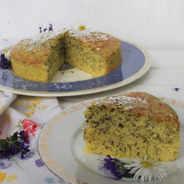 Makový dort zkrupičky