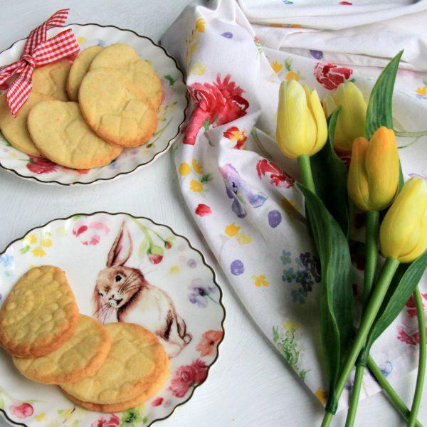 Velikonoční sušenky se vzorem