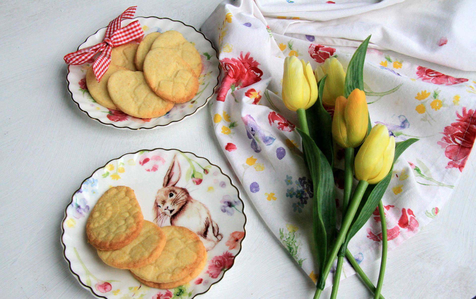 Sušenky se vzorem