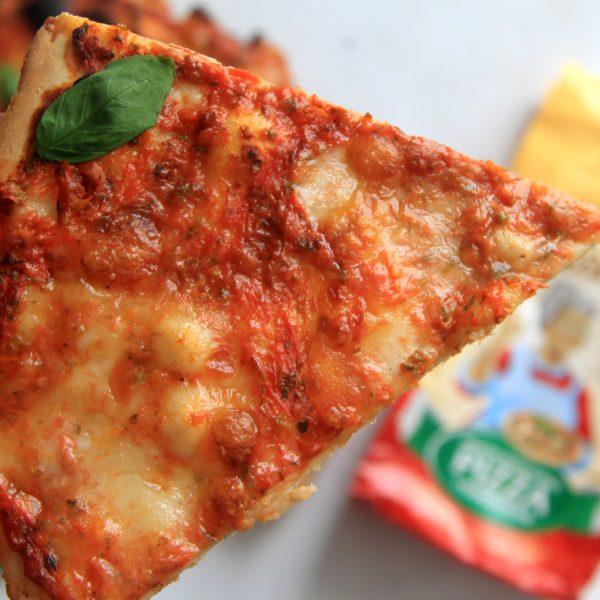 Základní recept na domácí pizzu